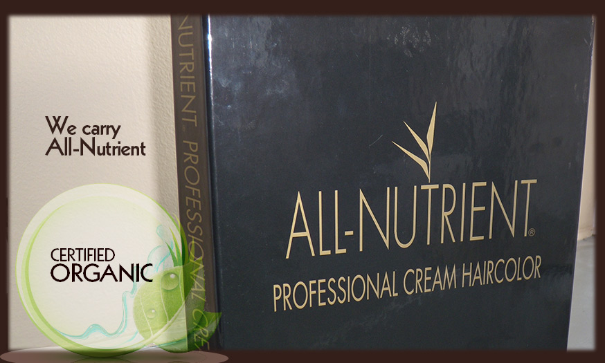 Zen Salon uses All-Nutrient