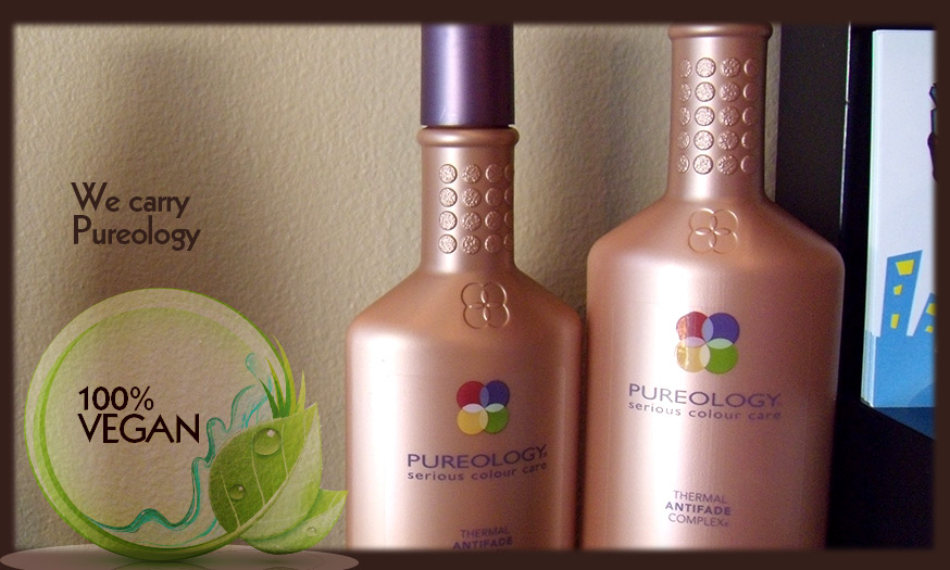 Zen Salon uses Pureology